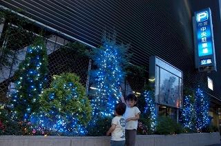 市営中央駐車場の写真